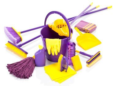 Household Cleaning Equipment on the household cleaning