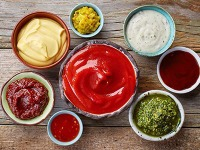 Condiments and Dressings - UK - January 2018